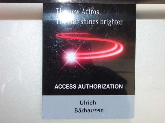 Access Authorisation